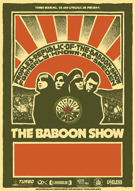 Baboon Show 2013