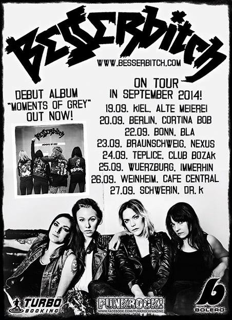 Besserbitch Tour 2014
