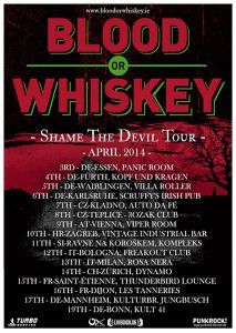 Blood or Whiskey 2014