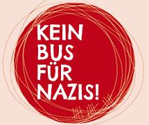 Kein Bus für Nazis