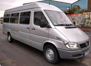 mercedes sprinter extra long