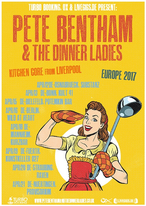 Pete Bentham and The Dinner Ladies