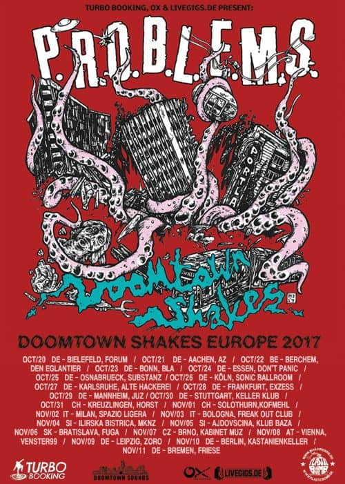 Problems tour 2017