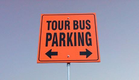 tour-van-parking